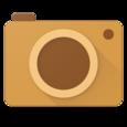Cardboard Camera Icon