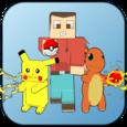 Cube Craft Go: Pixelmon Battle Icon