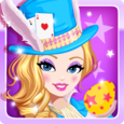 Star Girl: Colors of Spring Icon