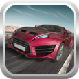 Sports Car Driving Simulator Icon