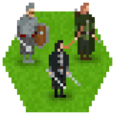 Adventurer League 2D Retro RPG Icon