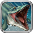 Jurassic Dino Water World Icon