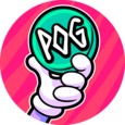 Super Slam - POGS Battle Icon