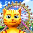 Cat Theme & Amusement Park Fun Icon