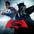Batman v Superman Who Will Win Icon