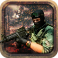 Army Combat Tactical Commando Icon