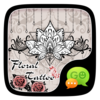 FREE-GOSMS FLORAL TATTOO THEME Icon