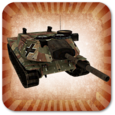 Battle of Tanks 3D War Game Icon