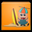 Minion Snow-Surf Icon