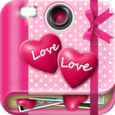 Love Collage Photo Frames Icon