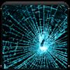 Cracked Screen: Best Prank App Icon