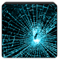 Cracked Screen: Best Prank App Icon