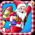Santa Journey Icon