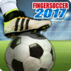 Finger soccer : Football kick Icon
