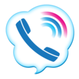 Free Calls & Text Messenger Icon