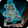 Hologram Freddy 3D Simulator Icon