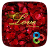 Rose Love GO Launcher Theme Icon