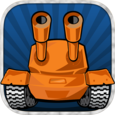 Super Battleground Tank Combat Icon