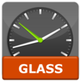 Clock Widget Pack Glass Icon