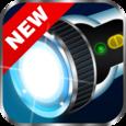 Flashlight : Bright LED Torch Icon