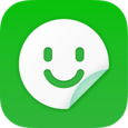 LINE Selfie Sticker Icon