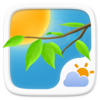 Window GO Weather Widget Theme Icon
