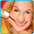 Warp My Face: Fun Photo Editor Icon