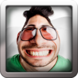 Funny Photo Booth Icon