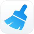 Blue Clean - Clean and Boost Icon