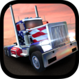 USA 3D Truck Simulator 2016 Icon