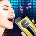 Karaoke voice simulator Icon