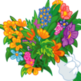 Make Bouquet Icon