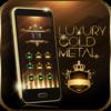 Gold Metal Theme Icon