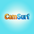 CamSurf: Anonymous Video Chat Icon
