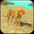 Wild Cheetah Sim 3D Icon
