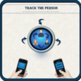 Track The Person Application Icon