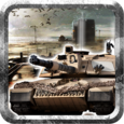 Modern Borderline Tank Attack Icon
