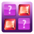 Pair Memory Matching Jewels Icon