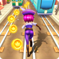 Subway Runner Icon