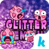 Glitter Emoji Kika Keyboard Icon