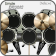 Simple Drums Deluxe Icon