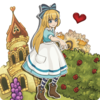 New Alice's Mad Tea Party Icon