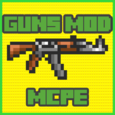 GUNS Mod for mcpe Icon