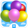 Pop Balloon Kids Icon