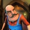 Scary Neighbor 3D Icon