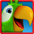 Talking Pierre the Parrot Free Icon