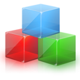 Shape Puzzles Kid Collection Icon