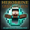 Herobrine Craft and Run Icon