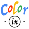 Colorin - The coloring game Icon