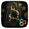 Silent Night GOLauncher Theme Icon